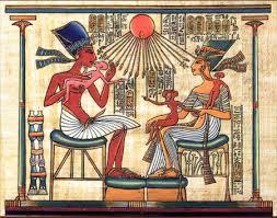 Akhenaten family